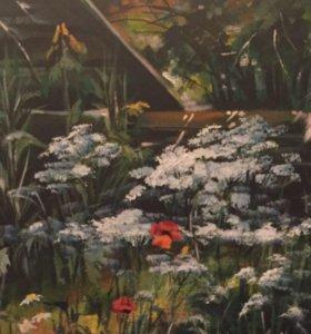 Картина Лесной Гобелен