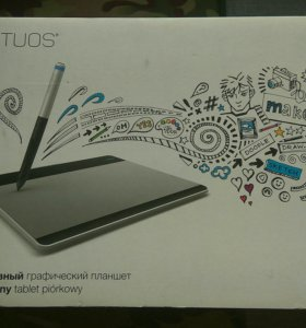 Графический планшет WACOM Intuos pen small