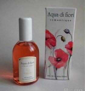 GENTY PARFUMS Aqua di flori Romantique