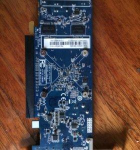 Видеокарта radeon HD 6450 1GB ddr3