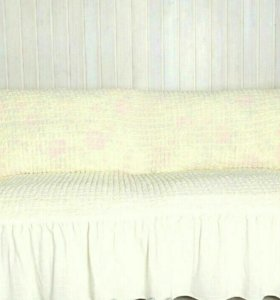 Чехол на трехместный диван