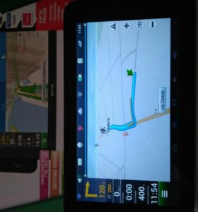 Навигатор ( авто.планшет)