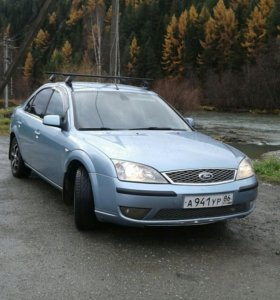 Ford Mondeo 2006 год