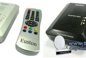 Ресивер спутниковый микро Euston 525.
