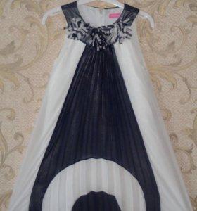 Праздничное платье. Рост 128