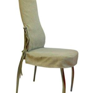 Чехлы на стулья Асти Велла беж