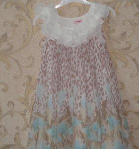 Праздничное платье. Рост 122