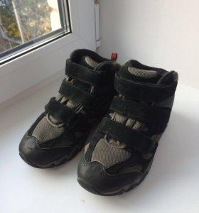 Ботинки детские 36р