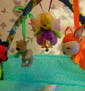 подвесные игрушки для самых маленьких