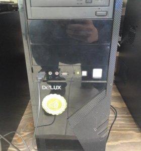 DELUX Core i3 (ме:052144)