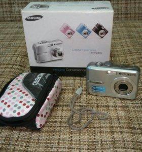 Фотоаппарат SAMSUNG S-860