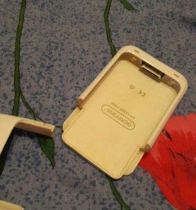 Чехол зарядка iphone 3gs