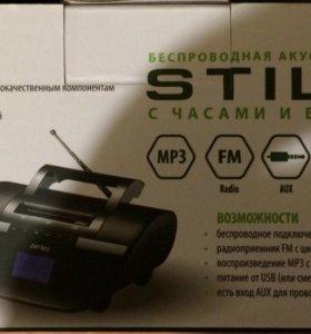 Perfeo STILIUS портативный плеер и радиоприемник