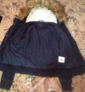 СРОЧНО куртка зимняя