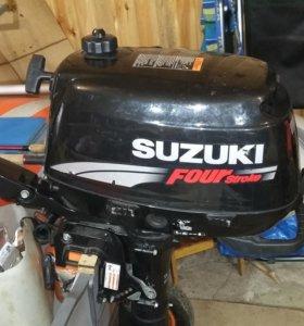 Лодочный мотор Suzuki 5df