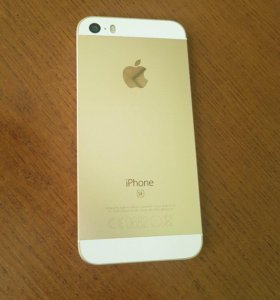 iPhone Se 64Gb Gold Рст