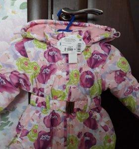 Куртка новая .размер86