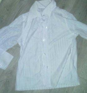 Блузка на 7-10 лет