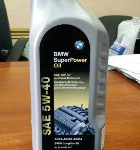 Масло BMW 5W-40 81229407547