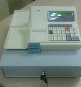Онлайн кассовый аппарат с денежным ящиком