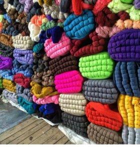 Пряжа,нитки для вязания