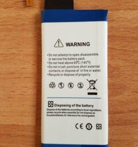 Аккумулятор на samsung s6 edge повышеной ёмкости
