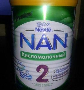 NAN кисломолочный
