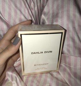 Givenchy Dahlia Divin ( новые)