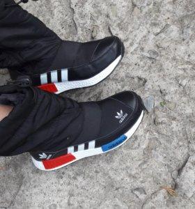 Новые дутики Adidas