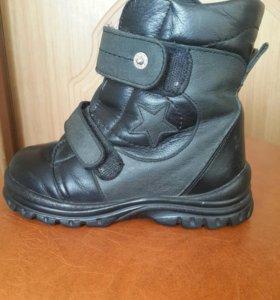 Зимние ботинки TOTTO