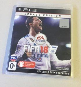 PS3 FIFA18