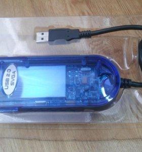 Внешняя видеокарта USB Magic Control ®
