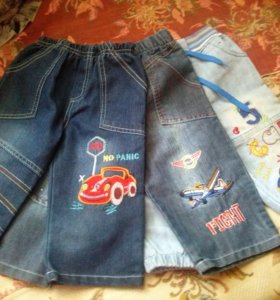 джинсы брючки