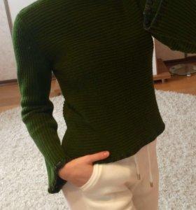 Итальянский свитер джемпер свитшот женский