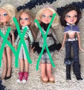 Куклы Братц bratz