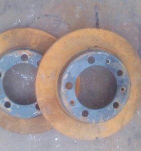 Тормозной диск УАЗ