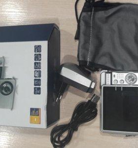 Компактный фотоаппарат Новый полный комплект