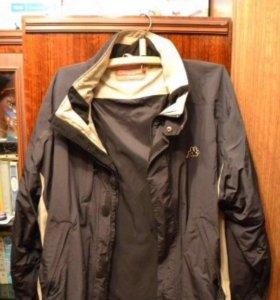 Куртка новая Kappa