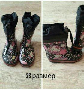 Осенняя обувь 23-24 размер