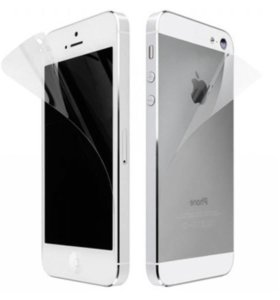 Пленка защитная на экран для iPhone 5
