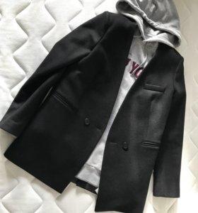 Пиджак 12storeez + толстовка ( все новое)