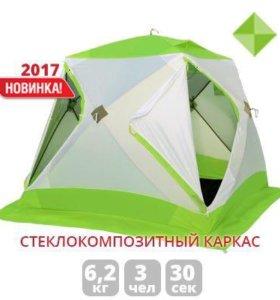Палатка зимняя Лотос Куб классик С9 Модель 2017