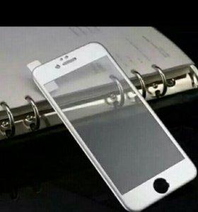 Защитное стекло 3D Apple iPhone 7 Hoco