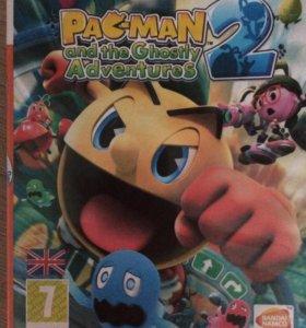 PACMAN2-диск на Xbox 360