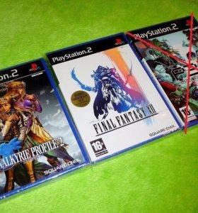 Игры для PlayStation2