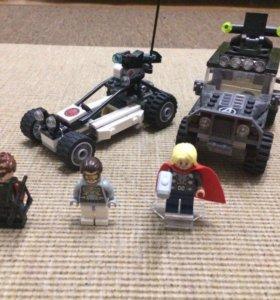 Lego Marvel Super Heroes 76030