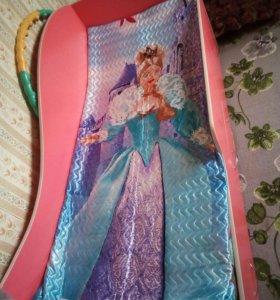 Кроватка детская-подростковая. Размер 190х80.