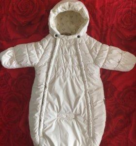 Конверт для новорождённых зимний HUPPA р-р 68 см