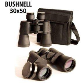 БИНОКЛЬ Bushnell 30х50 (10х50) 122М/1000М