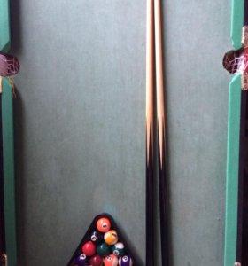 Бильярдный стол детский, 61 x 120